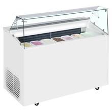 Framec TOP Range Scoop Ice Cream Display