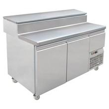 Mercatus S1 Pizza Prep Range Gastronorm Preparation Counter