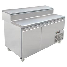 Mercatus S1 Pizza Prep Range Gastronorm Preparation Counter