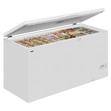 Derby F Range Solid Lid Chest Freezer