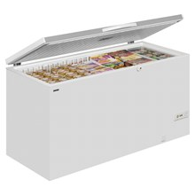 Derby F SS Range Solid Lid Chest Freezer