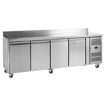 Tefcold Gastro-Line CF Range Gastronorm Counter Freezer