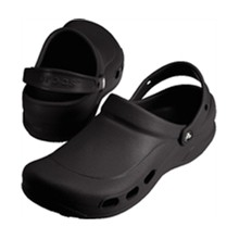 A478-39 Crocs Specialist Vent Style (Black M6) - Size 39