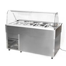 Igloo Casia Cold Serve Over Counter Multiplexable Device