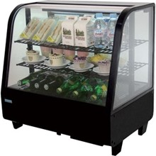 Polar CC611 Countertop Refrigerated Merchandiser 100 Litre | Countertop Cake Display Fridge