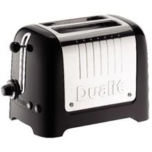 Dualit CC800 2 Slot Black Lite Toaster