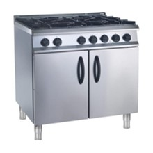 CD480-P Moorwood Vulcan Propane 6 Burner Gas Ranges