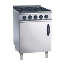 CD481-P Moorwood Vulcan Propane 4 Burner Gas Ranges