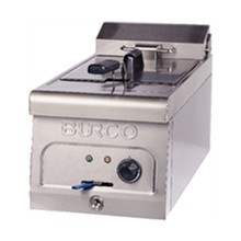 CE373 6Ltr Single Fryer Gas Fryers