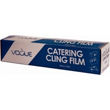 "CF351 Catering Foil, Film & Baking Parchment 18""/450mm x 1000'/300m"