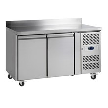Tefcold CF7210 Stainless Gastronorm Freezer Counter  Refrigeration