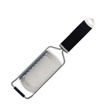 Vogue DM023 Fine Hand Graters Polypropylene Handle for extra grip Stainless Stee