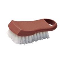 Hygiplas DM045 Brown (Vegetable) Chopping Board Brushes Utensils