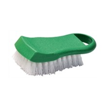 Hygiplas DM047 Green (Salad & Fruit) Chopping Board Brushes Utensils