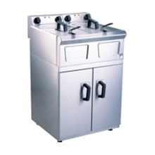F426 2 x 8Ltr ProLite Free Standing Fryers Gas Fryer