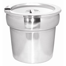 Vogue G515 Bain Marie Pot and Lid