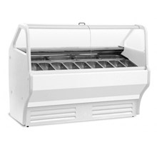 Igloo Gelatti 1000 Soft Scoop Ice Cream Display Freezer