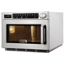 Buffalo GK641 Programmable Commercial Microwave Oven 1500W