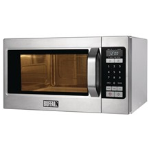 Buffalo GK642 Programmable Commercial Microwave Oven 1100W