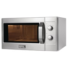 Buffalo GK643 Manual Commercial Microwave Oven 1100W