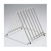 Hygiplas J027 Stainless Steel Rack Anti-Bacterial High Density Chopping Boards U