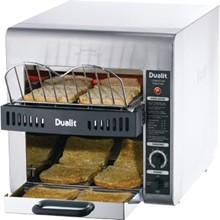 Dualit J416 Conveyor Turbo Toaster. Double feed. 360 slices/hr output