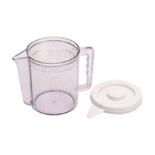 J809 1.5Ltr Gravy Separator Designed to remove fat from gravy Supllied with lid