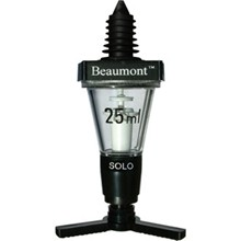 Beaumont Optic 25ml Spirit Dispenser Stamped