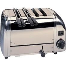 Dualit L139 2+2 Dualit Combi Toaster Colour Stainless plus