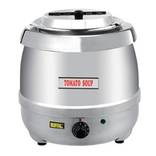 Buffalo L714 Stainless Steel Soup Kettle 10 Litre