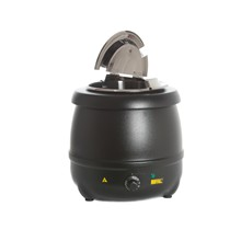 Buffalo L715 Black Soup Kettle 10 Litre