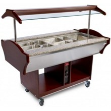Artikcold SBHOT 4 Hot Buffet Display Unit