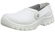 Blackrock SRC02 Hygiene Clog White Kitchen Chef Shoe Size 5