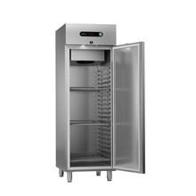 Snowflake SUR-65BH 1 door refrigerator with castors   Gastronorm Fridge