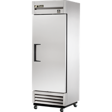 True Single Door Fridge Stainless Steel 538Ltr T-19E