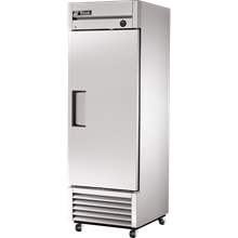 True T-23F Stainless Steel Upright Freezer 651 Litre