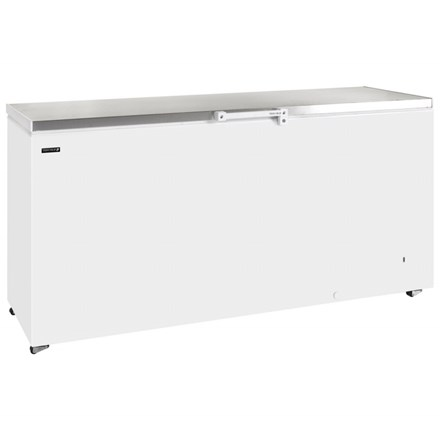Tefcold GM SS Range Solid Lid Chest Freezer