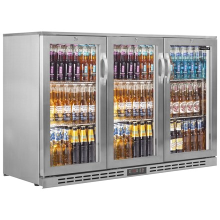 Interlevin PD30H SS Back Bar
