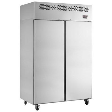 Interlevin CAR1250 Gastronorm Solid door Refrigerator