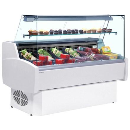 Frilixa Prima Flat Range Slimline Serve Over Counter