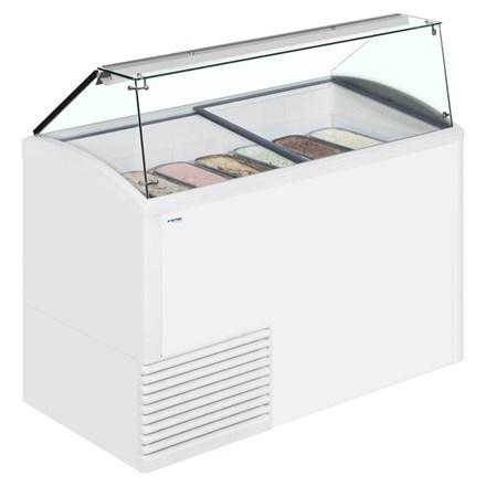 Framec Slant 510 Scoop Ice Cream Display