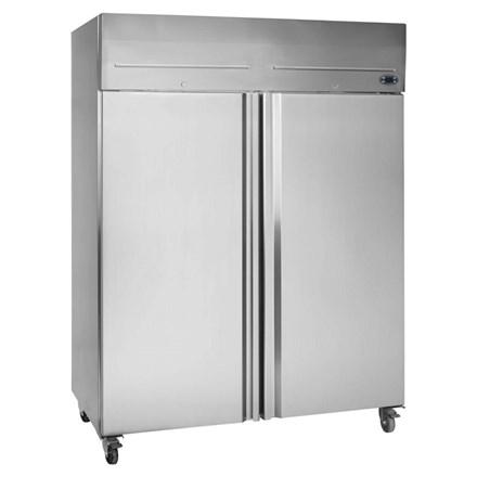 Tefcold RK1420 Gastronorm Solid door Refrigerator