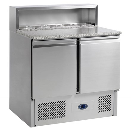 Tefcold Gastro-Line PT920 Gastronorm Preparation Counter