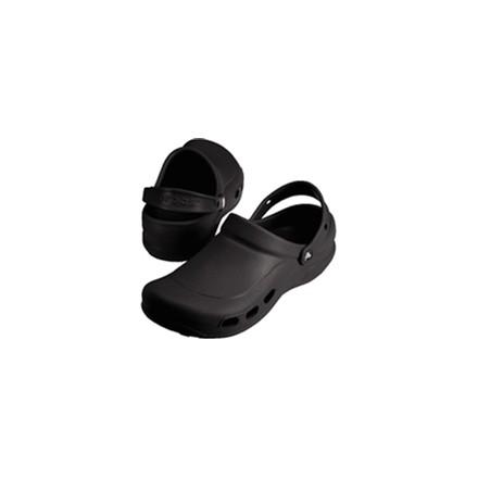 A478-41.5 Crocs Specialist Vent Style (Black M8) - Size 41.5