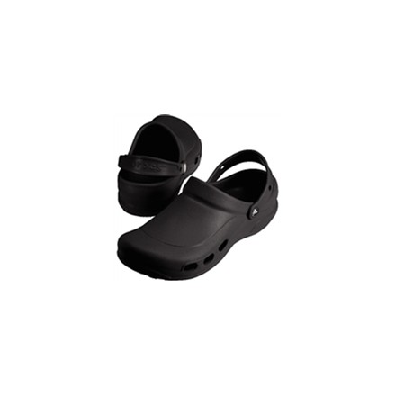 A478-45.5 Crocs Specialist Vent Style (Black M11) - Size 45.5
