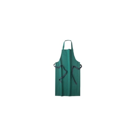 Whites Chef Clothing A540 Bib Apron Polycotton Green Chef Clothing Aprons
