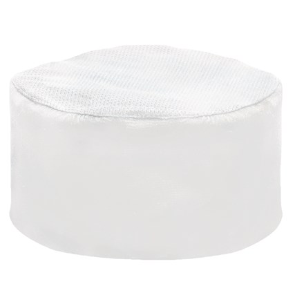 Chef Works Cool Vent Beanie White A703