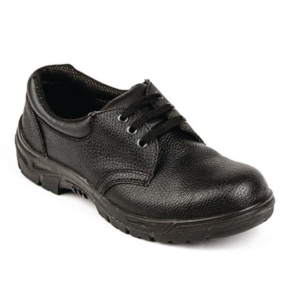 A793 Slipbuster Unisex Safety Shoe Black Size 38. UK Size 5