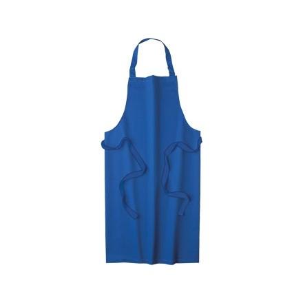 A896 Waterproof Bib Apron (Blue)