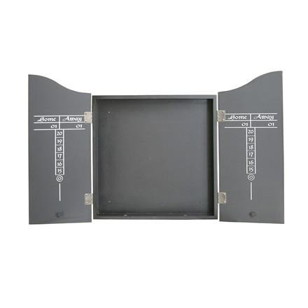 Pub Dartboard cabinet (black)